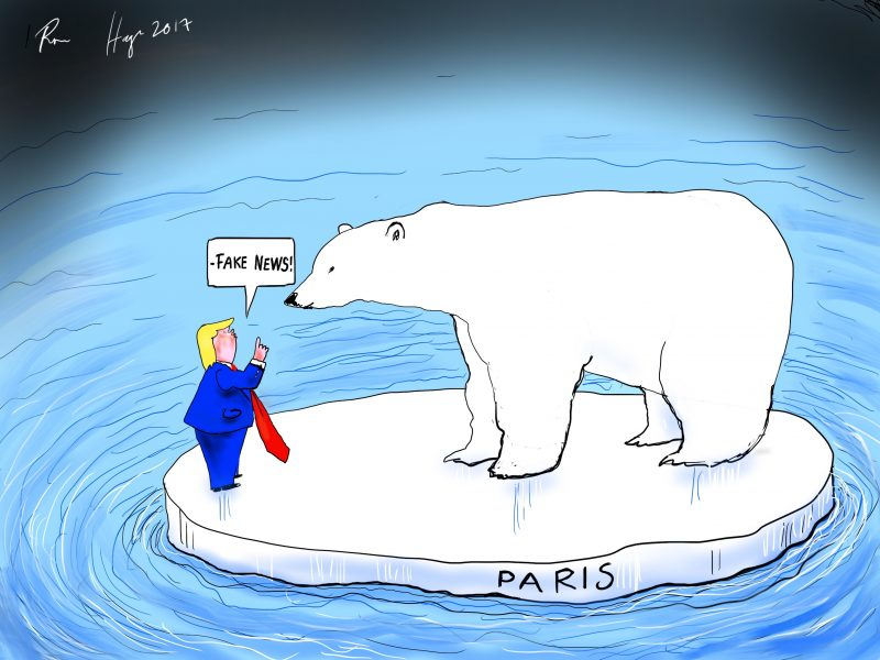 Cartoon Courtesy of Roar Hagen (Norvége/Norway)