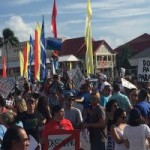Save-Cayman-march-against-the-cruise-port-proposal